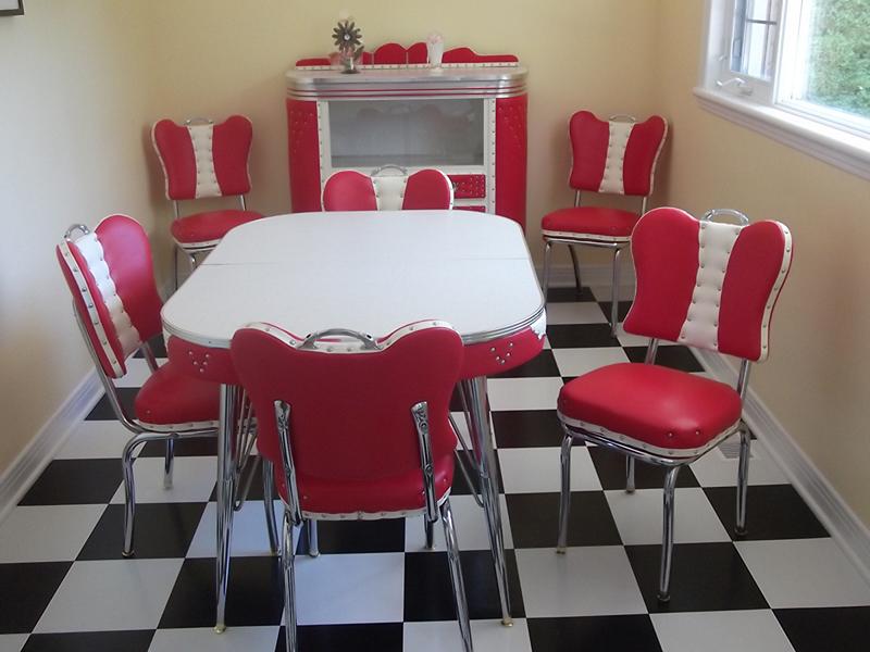 set de cuisine r tro nous fabriquons meubles et accessoires r tro selon vos pr f rences. Black Bedroom Furniture Sets. Home Design Ideas